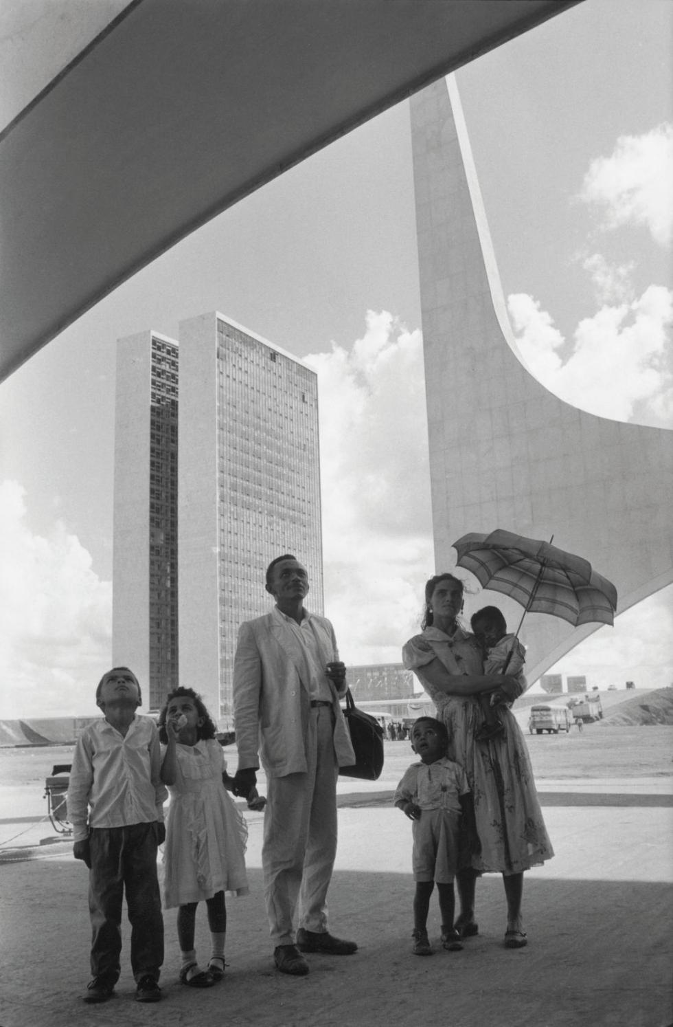 René Burri's Brasil