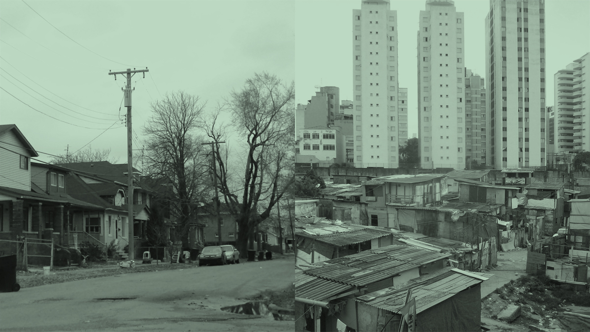 Converging Income Inequality in Brasil and the United States: Some Uncomfortable Realities