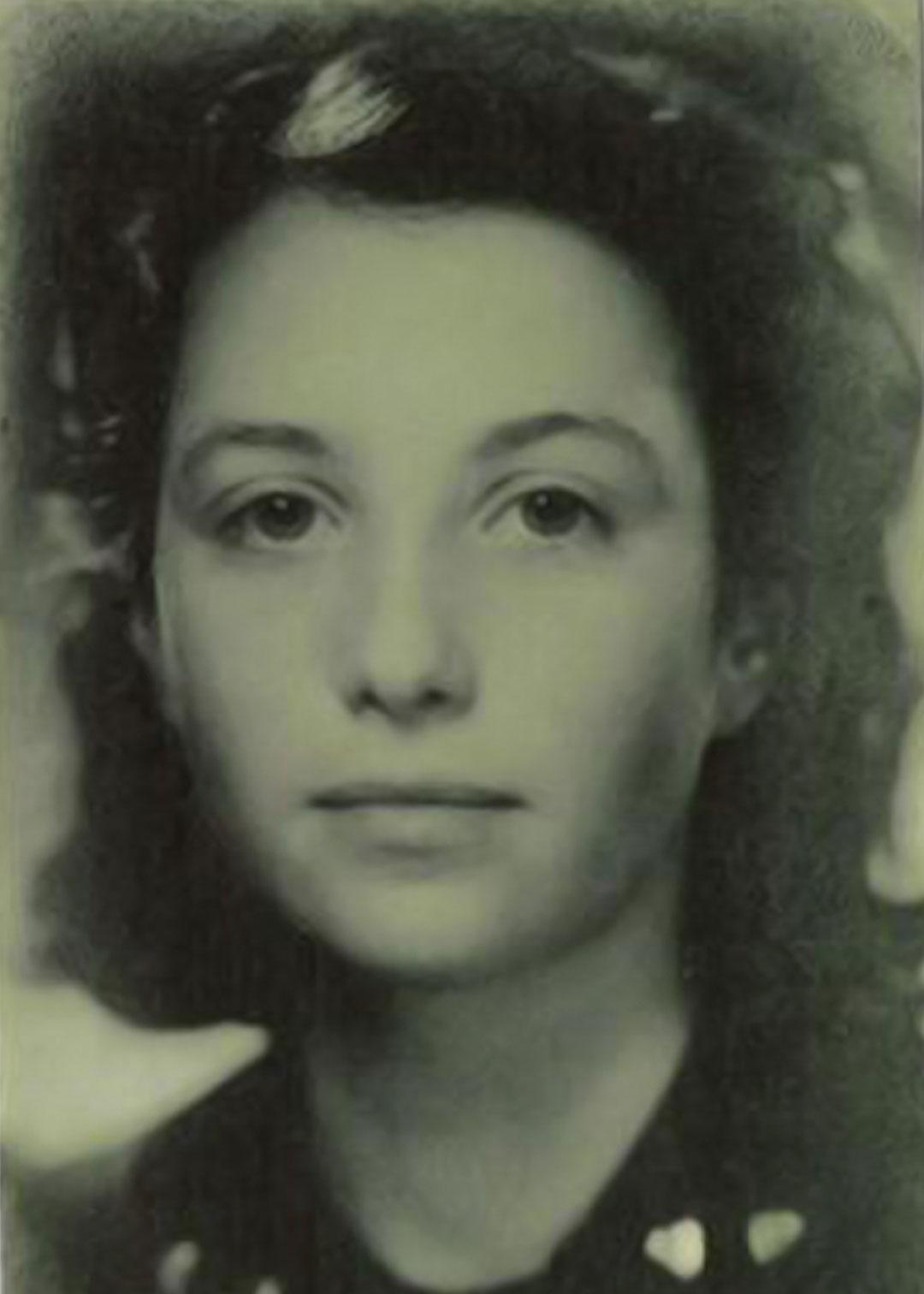 Nanette Blitz Konig: I survived the Holocaust.