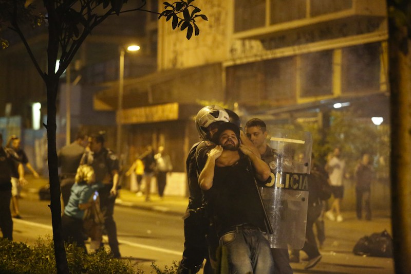 The Politics of Paulista Policing