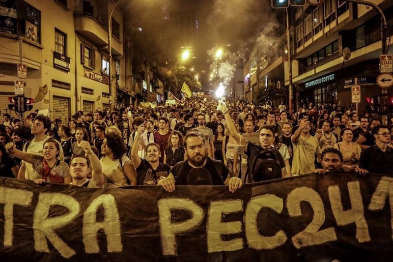 The Failed Experiment Of European Austerity Comes To Brazil