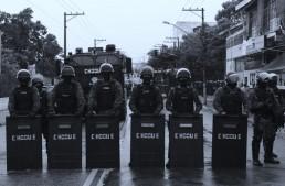 Escalating repression and managing disorder