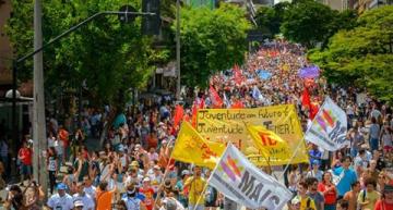 Belo Horizonte. Photo: Jornalistas Livres
