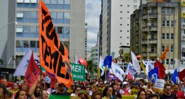 Curitiba. Photo: Jornalistas Lives.