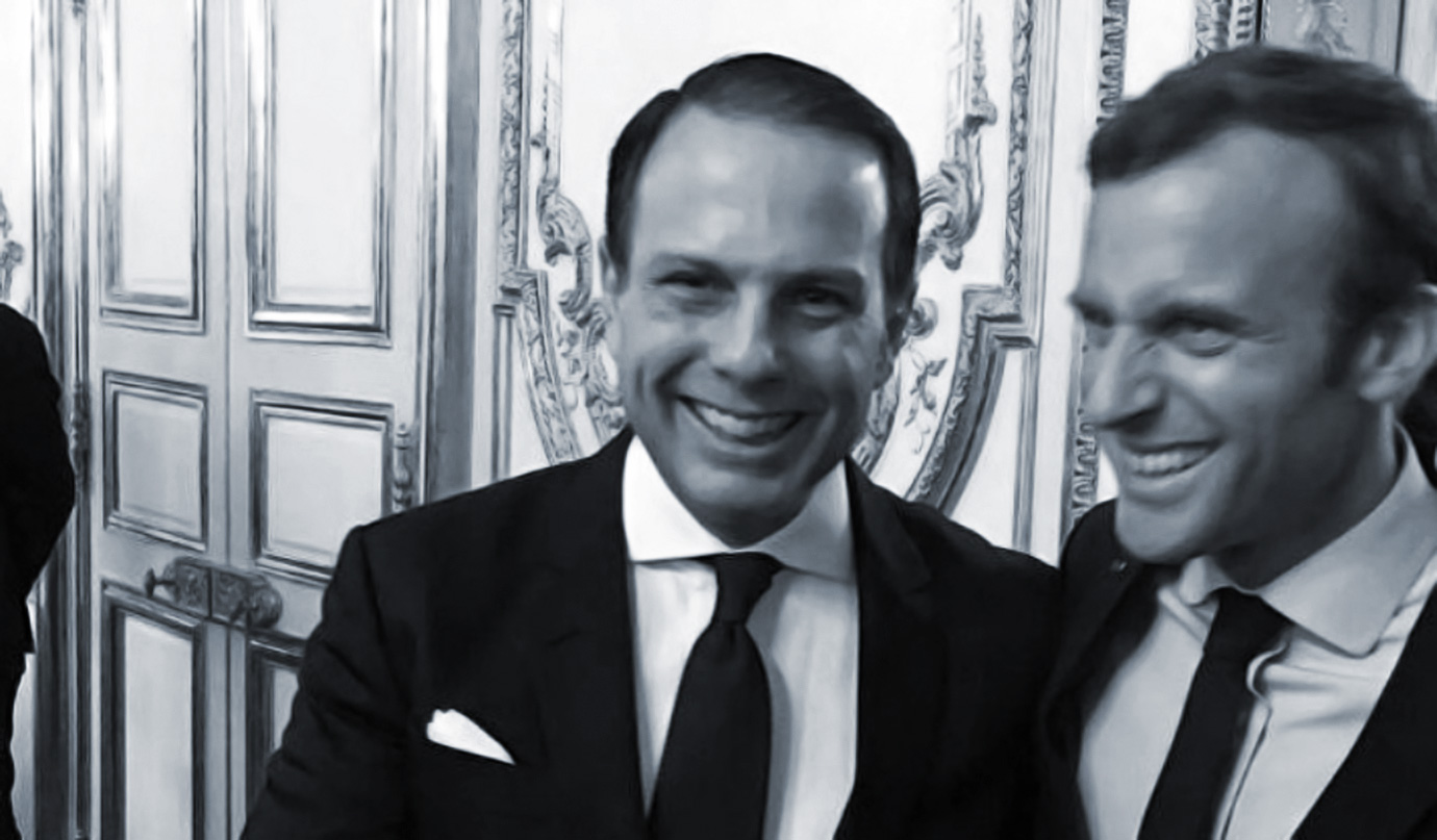 Doria: Brasil's would-be Berlusconi… or Macron?