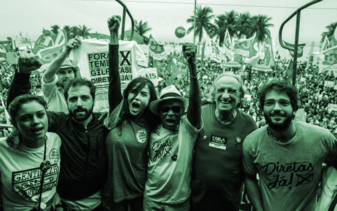 Diretas Já: Brasil's political rupture and the left's opportunity