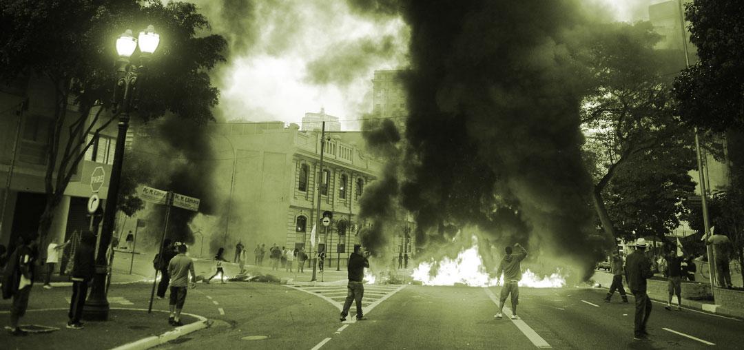 São Paulo: Rebel City
