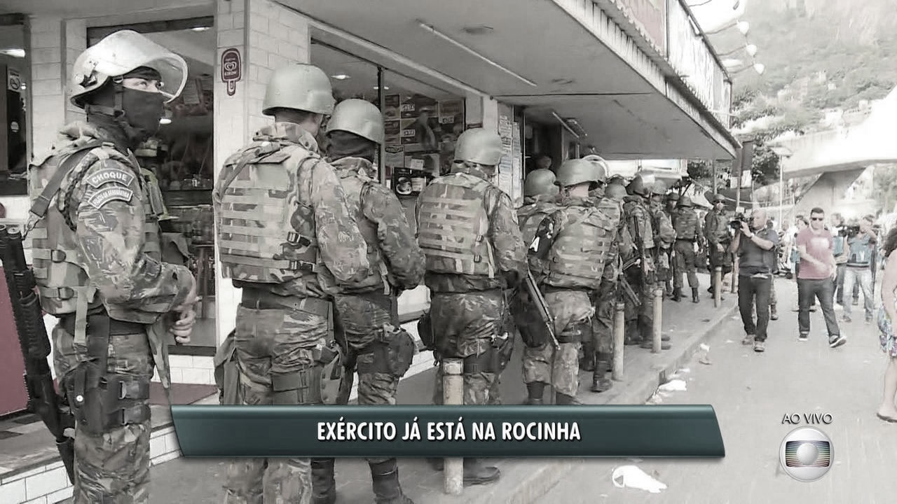 Rio isn't Brasil's most dangerous city, so why the military occupation?