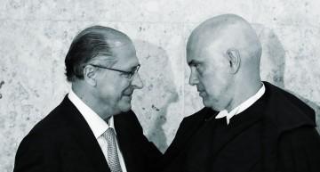 The Protection Of Geraldo Alckmin