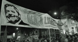 Protests Against Lula's Political Imprisonment Spread Inside & Outside Brazil