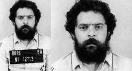 Lula, Political Prisoner
