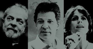 "Brasil's Progressives See New Hope In ""Triple Candidacy"" Of Lula, Haddad and Manuela."