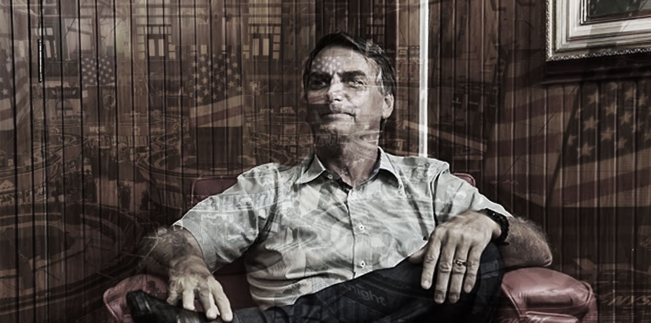 """Pinochet via Fujimori"": Wall Street's New Man In Brazil, Jair Bolsonaro"