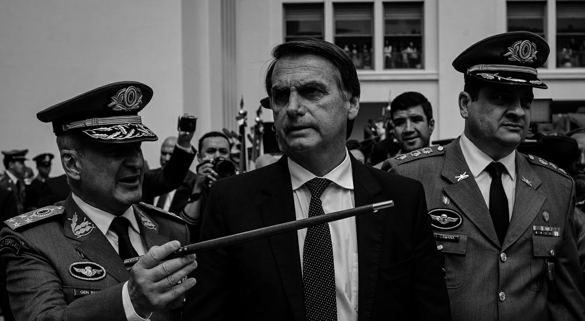 Meet the 3 Generals Shaping Bolsonaro's Platform