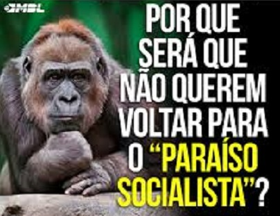 The Koch Brothers supported MBL has repeatedly financed distribution of memes comparing Cuban doctors to monkeys.