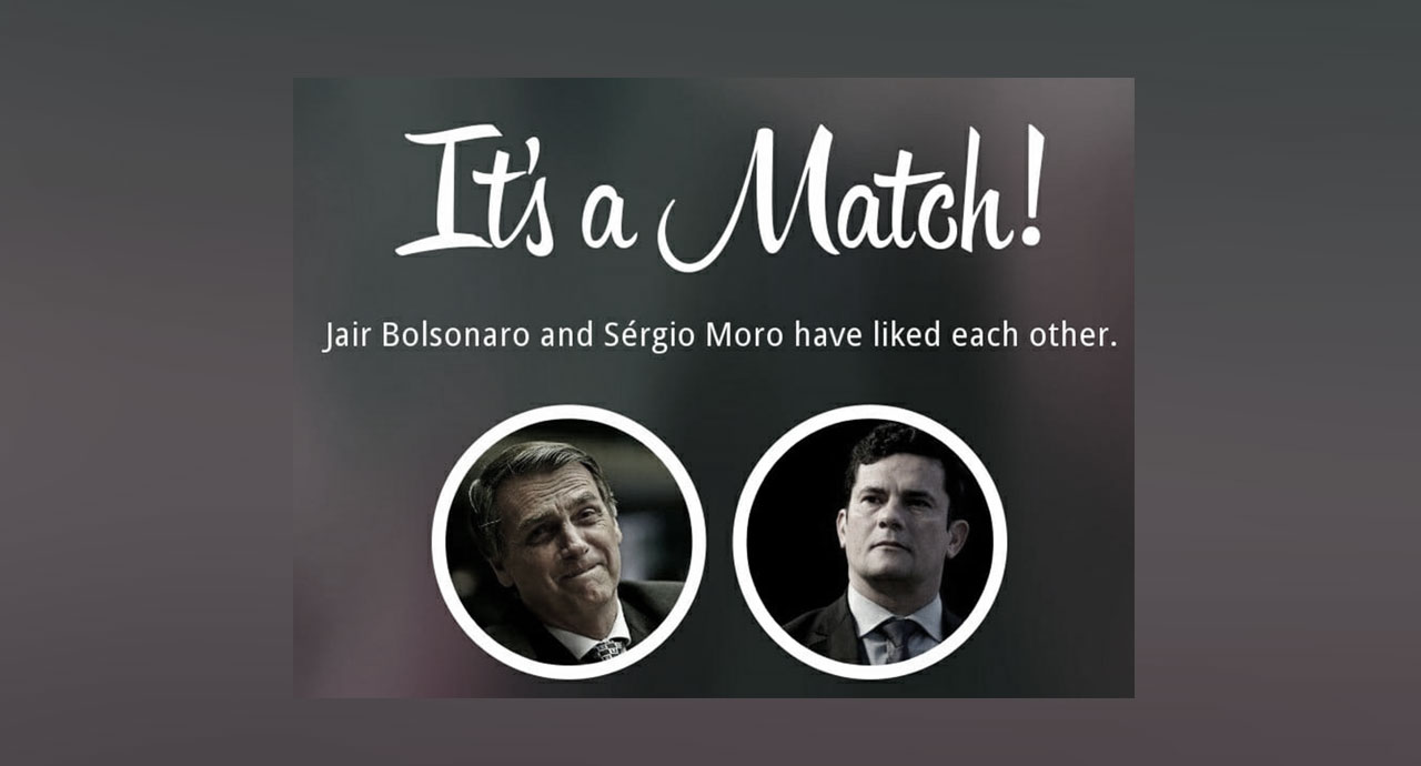 Lava Jato/Fascism is a match – who's the matchmaker?