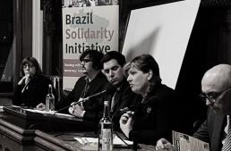 Brazil Solidarity Initiative: Editor Daniel Hunt Speaks At UK Parliament