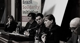 Brazil Solidarity Initiative: Editor Daniel Hunt Speaks At UK Parliament