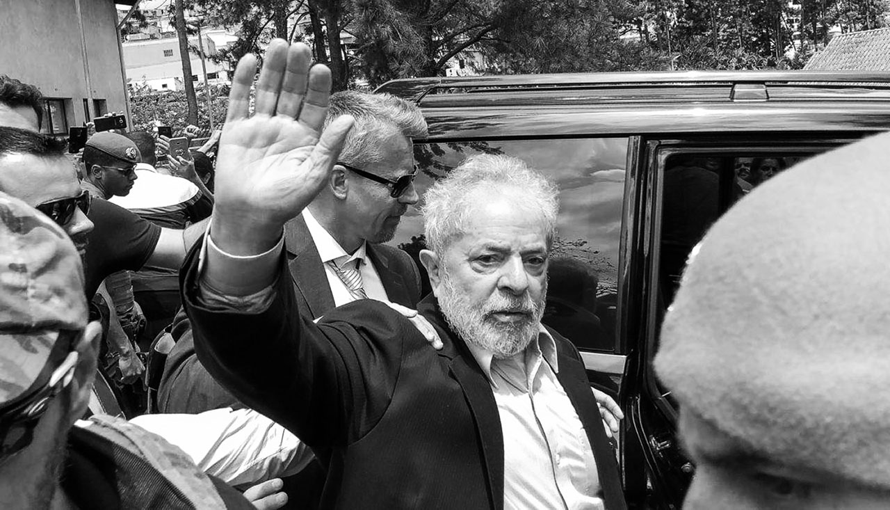 Why is there so much fear of a free Lula?