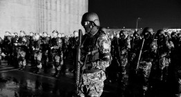 Clampdown: Justice Minister orders troops to Brasilia
