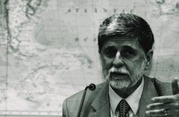 Celso Amorim: Brasil's madness as a method of destruction