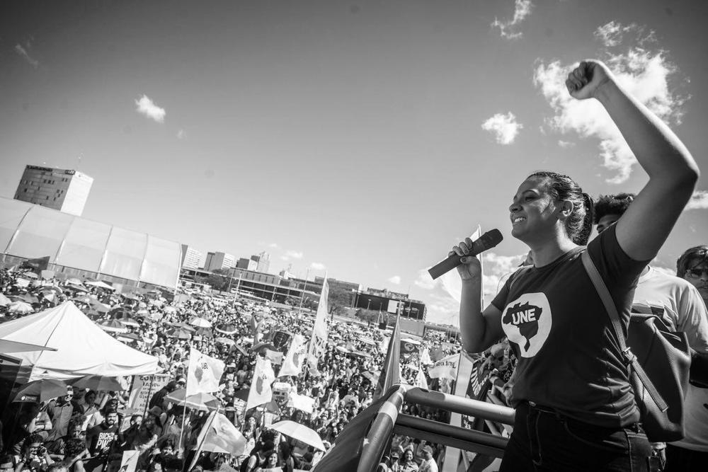 National Strike: Brasilian students fight against privatization