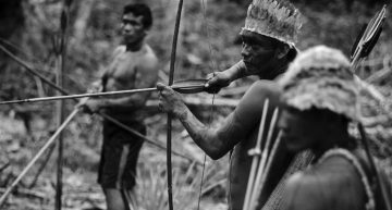 Rondonia indigenous affairs post destroyed by loggers