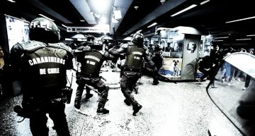 Latin America's neoliberal governments are turning into police states