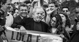"""Lula promises to help """"free Brazil from the insanity"""""""