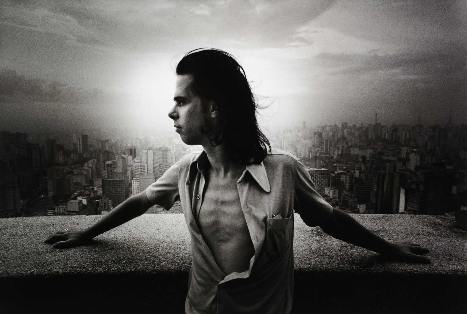 Nick Cave in Brasil
