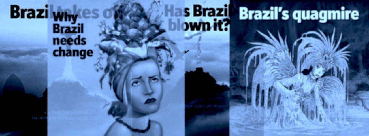 The Economist & Brasil: A Love Story