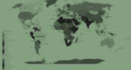 Stats, Maps & Havaianas