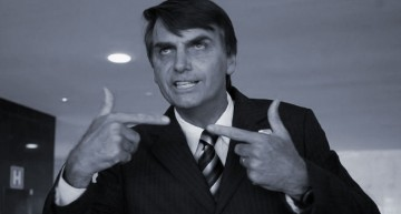 "Fascist Bolsonaro: ""Where there is indigenous land, there is wealth beneath it."""