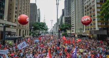 Sao Paulo. Photo: Jornalistas Livres