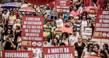 Curitiba. Photo: Jornalistas Livres