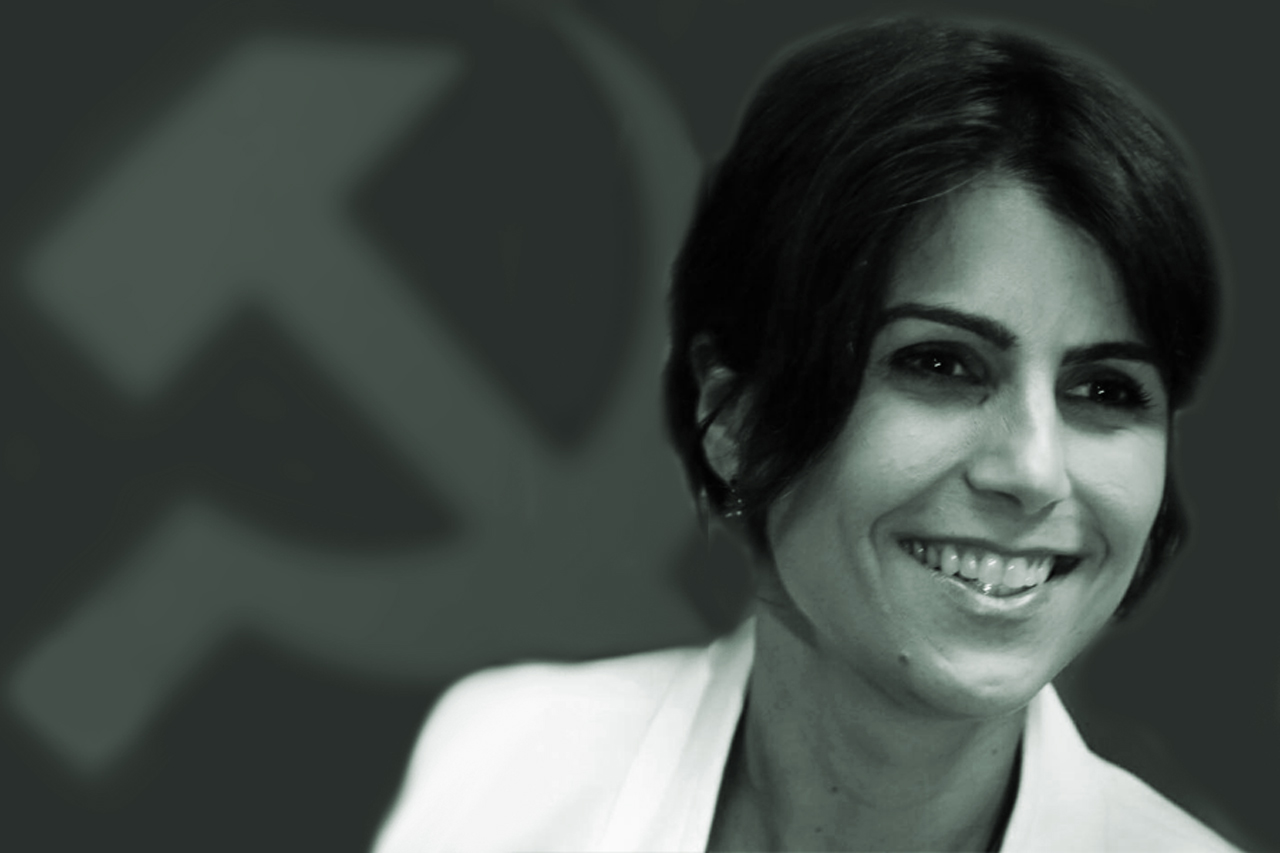 Interview with Communist Presidential Candidate Manuela D'Avila