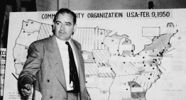 Brazilian McCarthyism:  Why don't we learn from history?