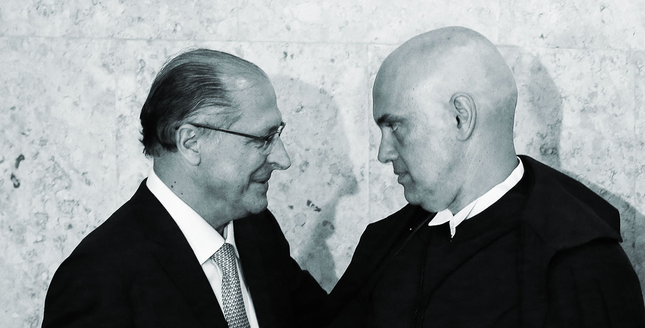 The Protection Of Geraldo Alckmin