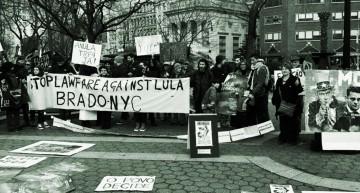 Democracy Under Attack: Brazilian Activists Resist Worldwide