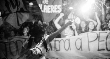 São Paulo: Thousands Protest for Abortion Rights