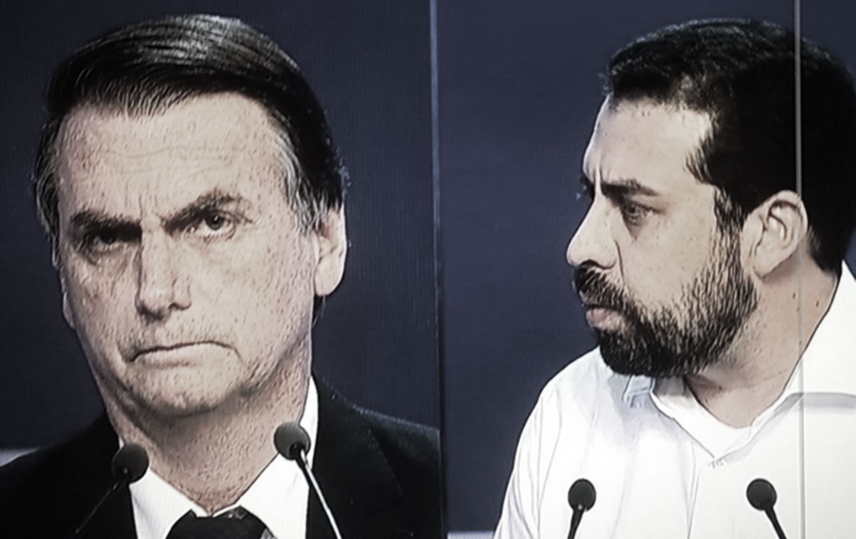 "Boulos vs Bolsonaro: ""All of Brasil knows you're male chauvinist, racist and homophobic"""