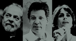 """Brasil's Progressives See New Hope In """"Triple Candidacy"""" Of Lula, Haddad and Manuela."""