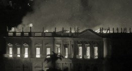 """""""Fahrenheit 241"""": A burning Museum became a ghastly symbol of post-coup Brasil"""