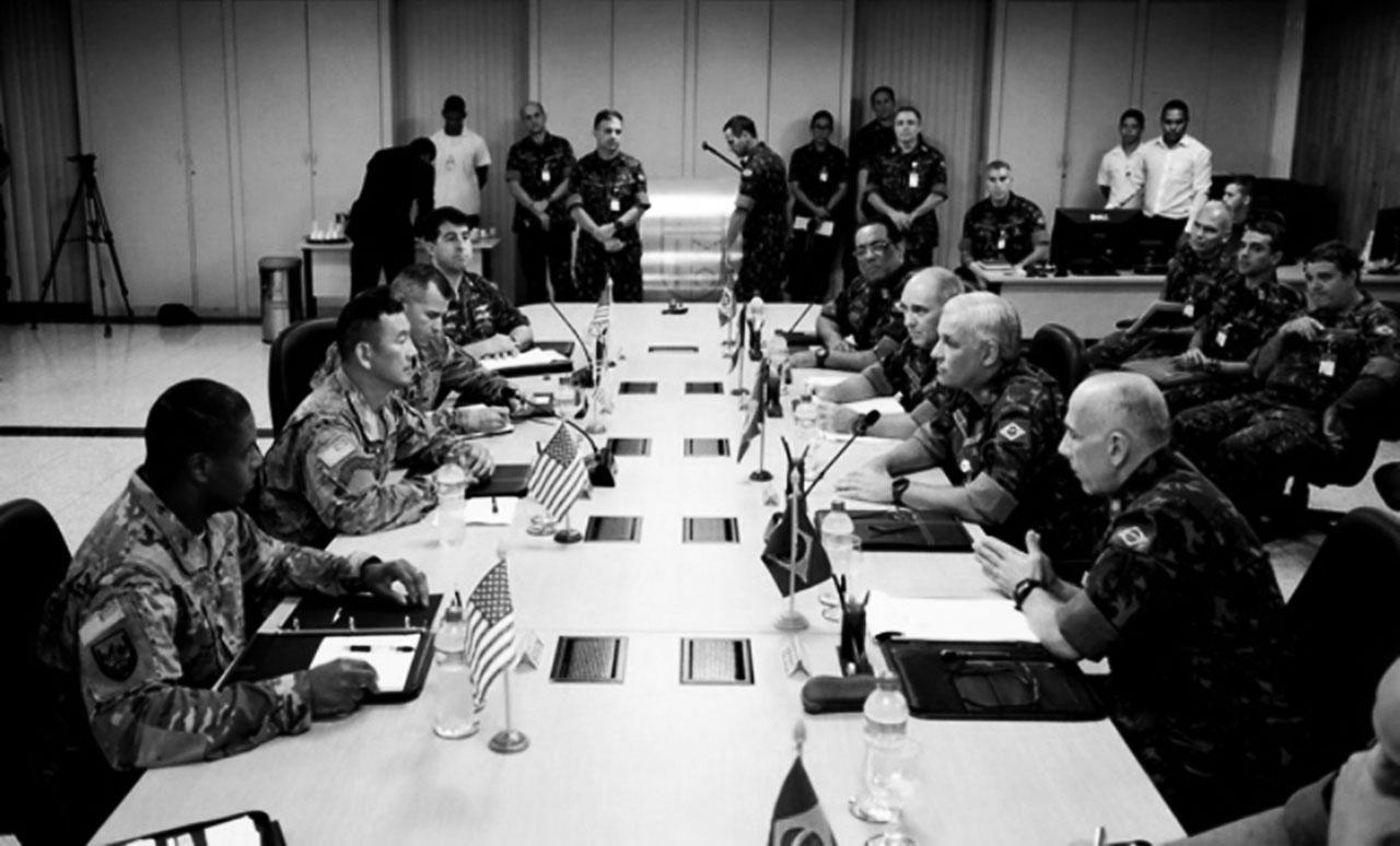 The Threat Of War With Venezuela