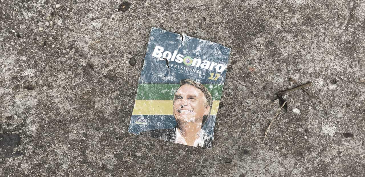 The right gives up on Bolsonaro's fraudulent presidency