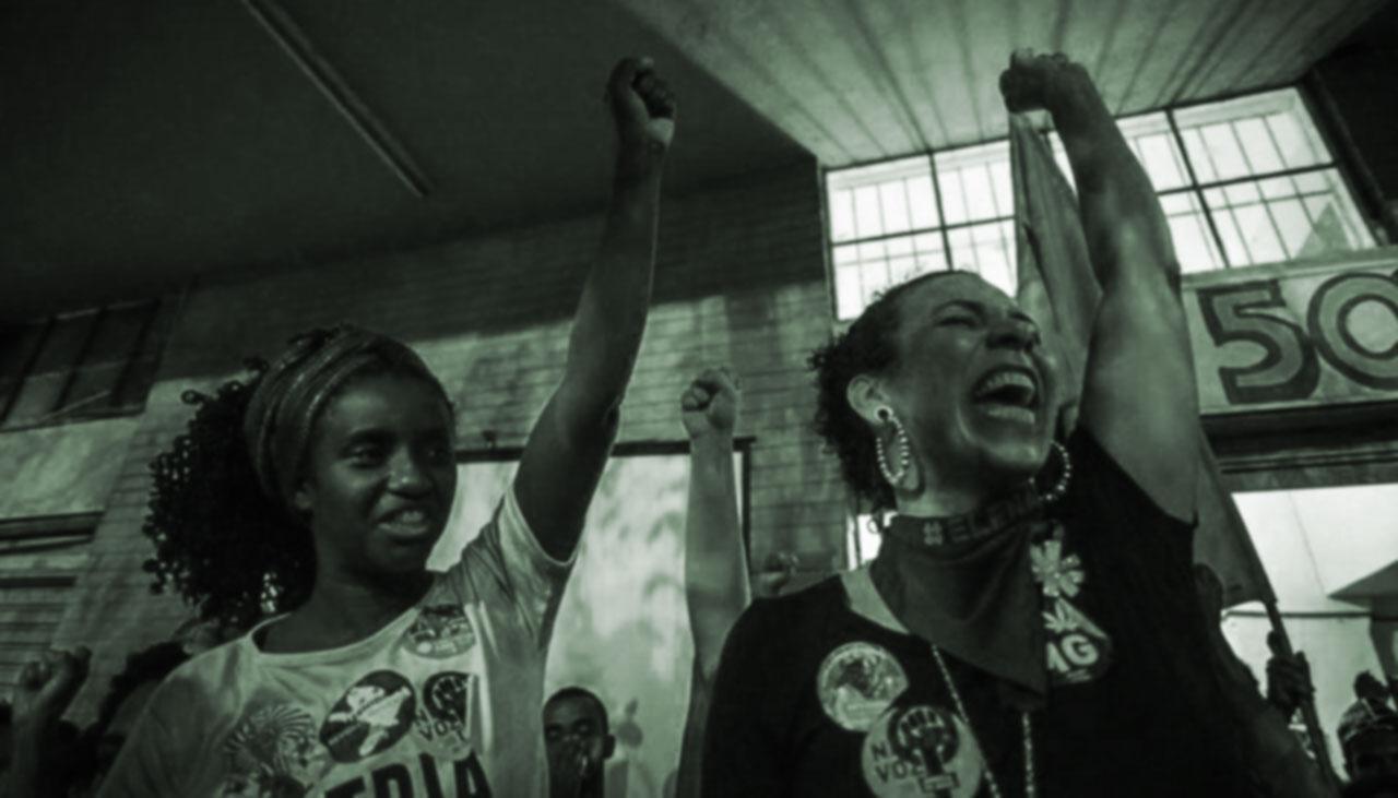 Interview: PSOL's Andreia de Jesus