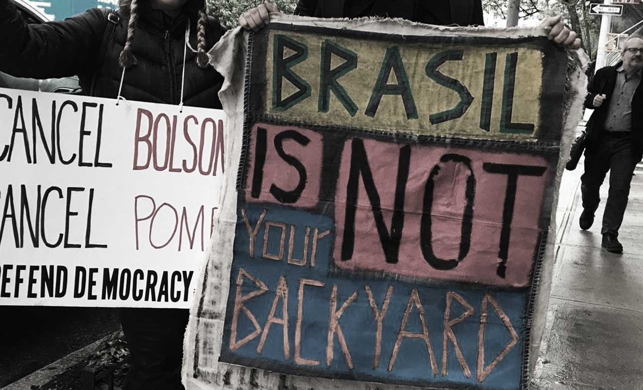 Collusion: Brasil's Executive, Legislative & Judiciary Lunch With Investors At Bank Of America