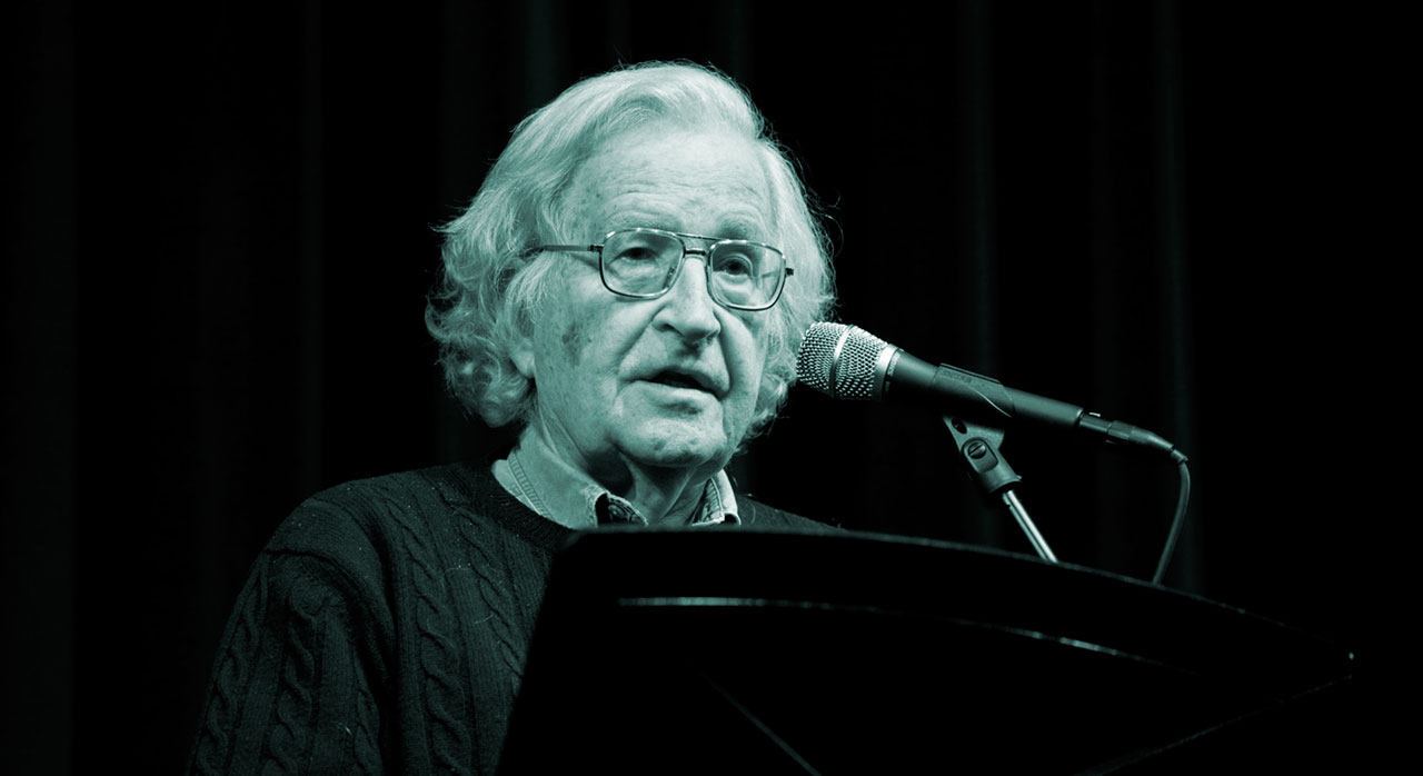 Noam Chomsky Speaks Out On Brasil's Manipulated 2018 Election