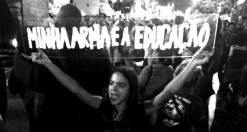 About last night: Brasil takes to the streets in defence of its future