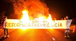 Millions Strike against Bolsonaro's pension reforms